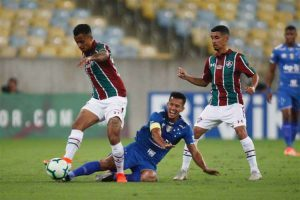 Copa do Brasil: Cruzeiro deixa escapar vitória diante do Fluminense