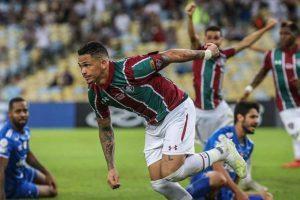 Cruzeiro toma 4 a 1 do Fluminense no Brasileirão