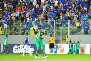 Má fase: Cruzeiro é surpreendido pela Chapecoense em BH