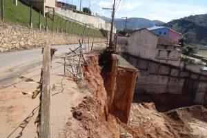 Perigo iminente: Avenida Dário Grossi será interditada temporariamente