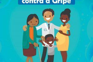 Dia D de vacinação contra o vírus Influenza é neste sábado
