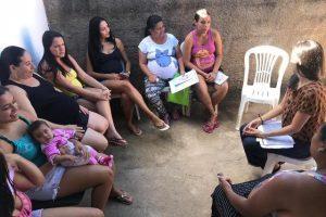 Manhuaçu: ESF Santa Luzia realiza encontro com gestantes