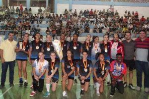 JEM Manhuaçu: handebol define campeões em emocionantes jogos