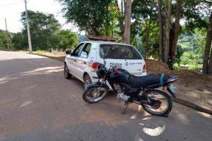 Martins Soares: PM recupera veículo furtado