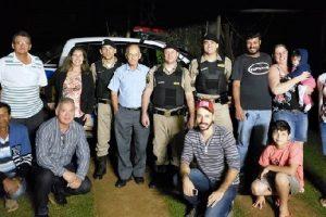 Comunidade das Nascentes: segurança na colheita mobiliza PM e moradores