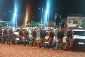 Polícia Militar dá início às operações de combate às explosões de caixas eletrônicos