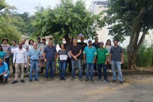 Curso sobre Podas de Árvores em Áreas Urbanas é realizado em Manhuaçu