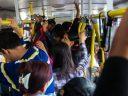 97% das mulheres dizem já ter sido vítima de assédio no transporte público e privado no Brasil, diz pesquisa