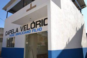 Manhuaçu: Capela velório de Vilanova está 100% concluída