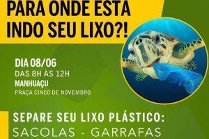 Semana do Meio Ambiente mobiliza Manhuaçu. Veja a programação completa