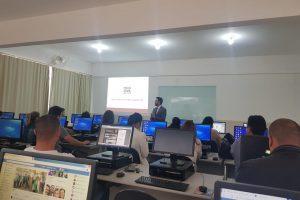 Servidores da PCMG realizam curso de Investigação de Crimes Cibernéticos na região de Manhuaçu