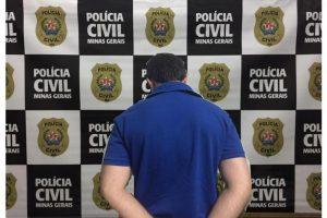 Homem é preso pela Polícia Civil acusado por roubo em 2015