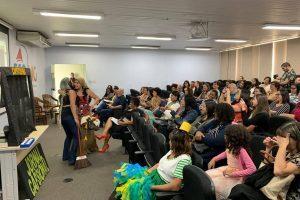 Usuários do CAPS AD II/Manhuaçu realizam apresentação teatral em BH