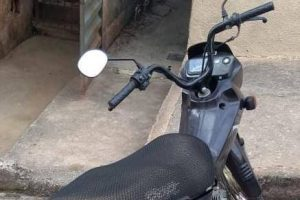 Reduto: PM prende autor de receptação e recupera motocicleta furtada