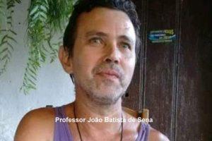 PM prende suspeito de ter matado professor em Manhumirim
