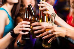 Mulheres estão consumindo mais álcool