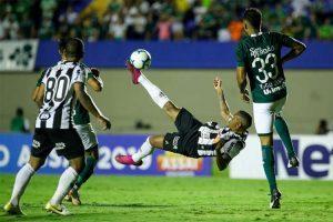Brasileirão: Atlético empata e fica na quarta posição