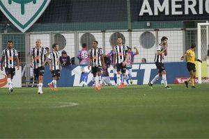 Atlético e Fortaleza empatam pelo Brasileirão