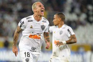 Atlético vence pela Sul-americana: 1 a 0 no Botafogo