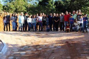 Manhuaçu: Córrego Palmital recebe importante calçamento