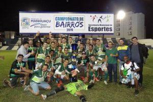Matinha e Engenho da Serra vencem o Campeonato de Bairros 2019