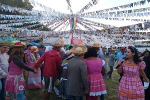 Manhuaçu: CAPS Saúde Mental realiza Arraiá