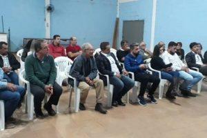 Reunião Comunitária no Distrito de São Pedro do Avaí para instalação do Consep Rural