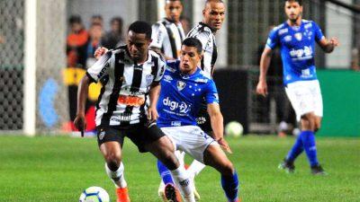 Copa do Brasil: Cruzeiro perde para Atlético, mas avança para semifinal