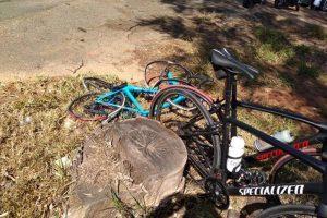 Ciclista Edmilson Machado morre atropelado na região de Vilanova