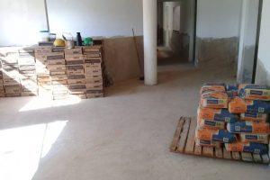 Manhuaçu: Obras da UBS Santa Luzia são retomadas