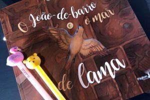 Livro com joão-de-barro conta história da lama de Mariana a crianças