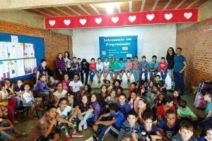 Manhuaçu na vanguarda do Letramento em Programação dos Alunos da Rede Municipal