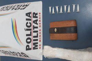 Santana do Manhuaçu: PM faz apreensões em Santa Filomena