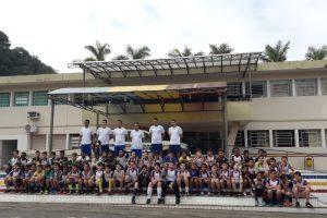 Manhuaçu: PM faz segurança através do esporte