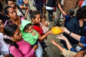 3,2 milhões de crianças na Venezuela necessitam de ajuda humanitária