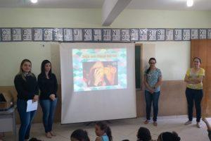 Manhuaçu: Vigilância em Saúde lança projeto Fiscal Mirim na escola