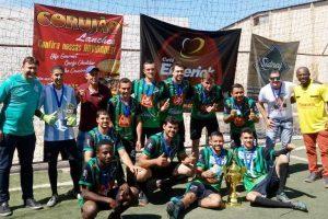 Manhuaçu: Prefeitura apoia 1ª Copa Regional de Futebol Society
