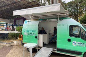 """Prefeitura apoia """"1º OAB na Praça"""" e disponibiliza serviços para a população"""