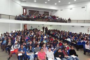 Juventude participa do Seminário de Política sobre Álcool e Drogas de Manhuaçu