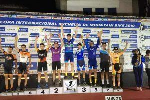 Ciclistas de Manhuaçu participam de eventos em Diamantina e Congonhas
