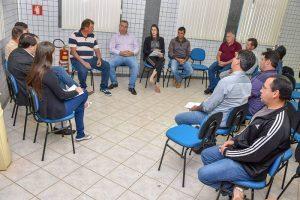 Vereadores de Luisburgo se reúnem com representantes da Prefeitura a fim de esclarecer projeto de suplementação