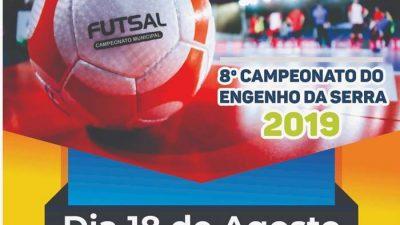 Manhuaçu: 8º Campeonato do Engenho da Serra começa neste domingo