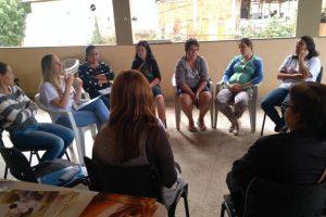 Manhuaçu: ESF Catuaí realiza capacitação com equipe de saúde