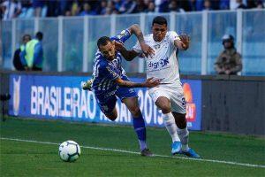 Enfim Cruzeiro marca gols e empata com o Avaí