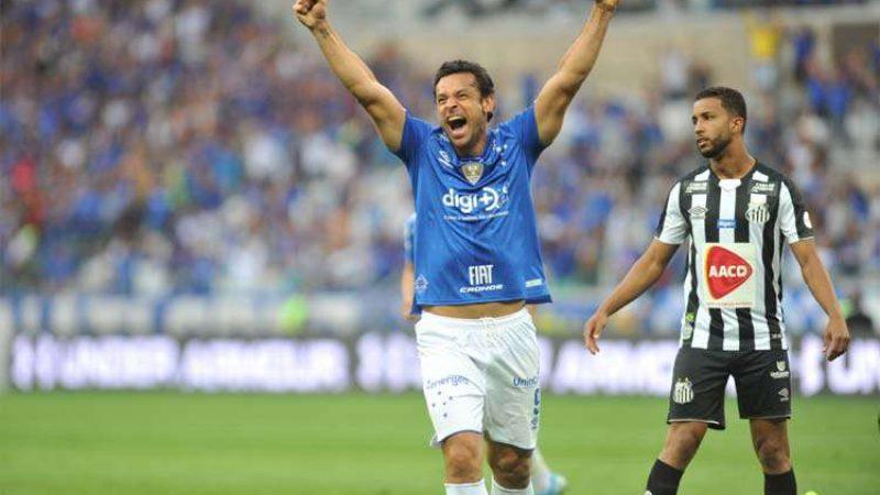 Ceni estreia com vitória no Cruzeiro: 2 a 0 no Santos