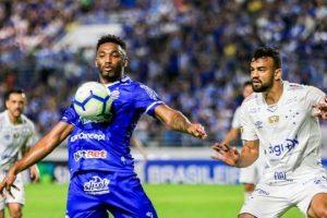 Cruzeiro cede empate de ao CSA no final do jogo