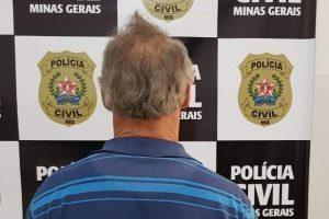 PC prende idoso acusado de abusar sexualmente de mulher de 77 anos