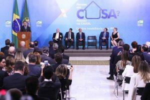 Caixa anuncia financiamento habitacional corrigido pelo IPCA com redução de até 50%