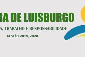 Câmara de Vereadores de Luisburgo tem nova identidade visual