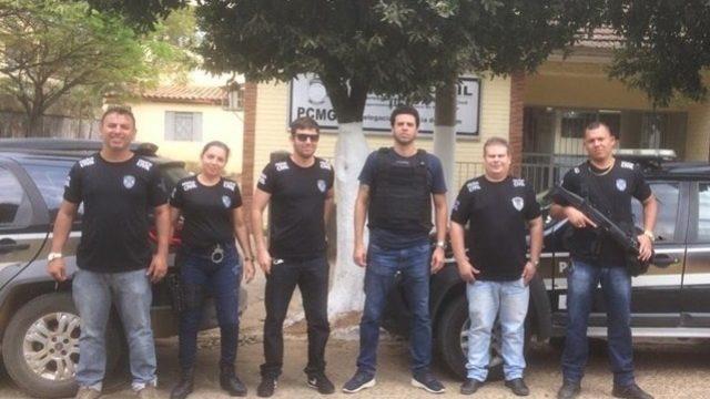 Mutum: Três acusados de tráfico de drogas são presos pela PC